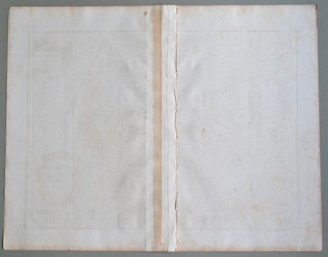 VENETO. Il Bellunese con il Feltrino. Bella carta, Comprende il Bellunese, il Feltrino e pure  parte del Trentino, del Vicentino e del Trevigiano.