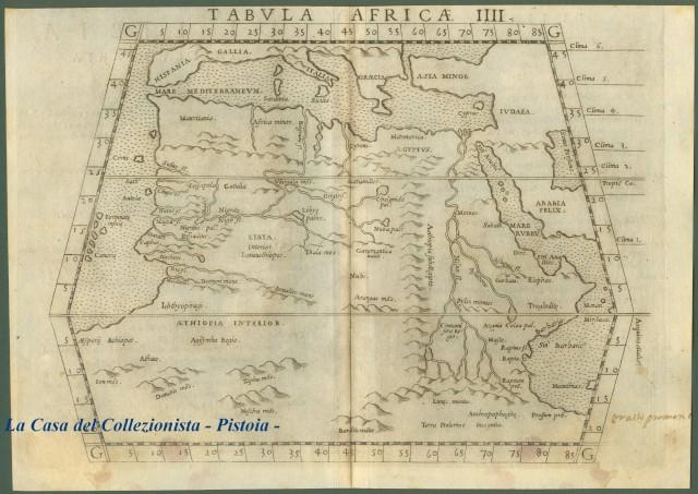AFRICA, MEDITERRANEO