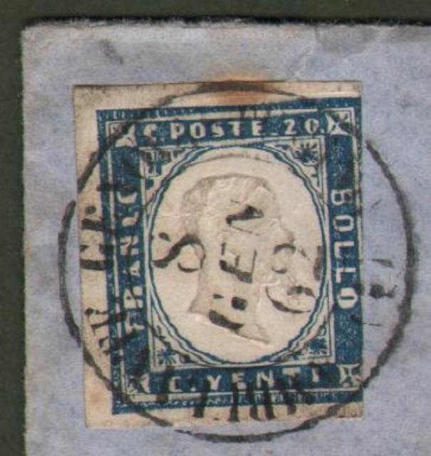 PIEMONTE. AMBULANTE GENOVA - TORINO (1)