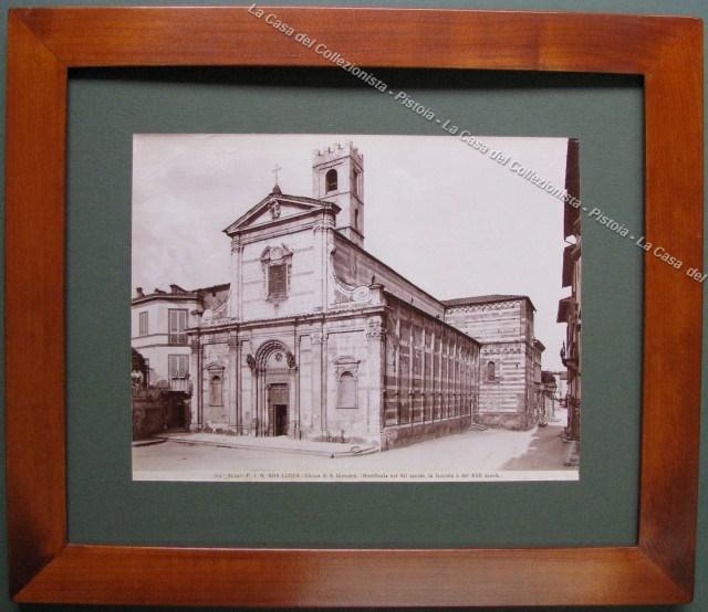 LUCCA. Chiesa di S. Giovanni.