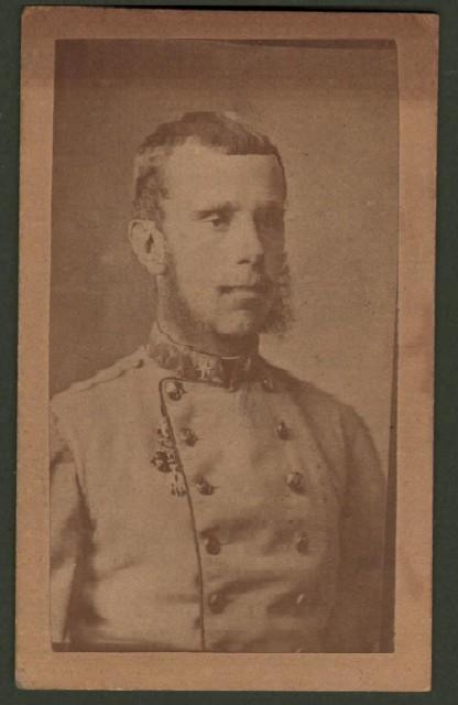 Rodolfo d''Asburgo Lorena  (1858 '– 1889). Figlio dell''imperatore Francesco Giuseppe e principe ereditario.