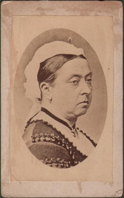 Vittoria (Alexandrina Victoria, 1819-1901). Regina di Gran Bretagna e Irlanda.