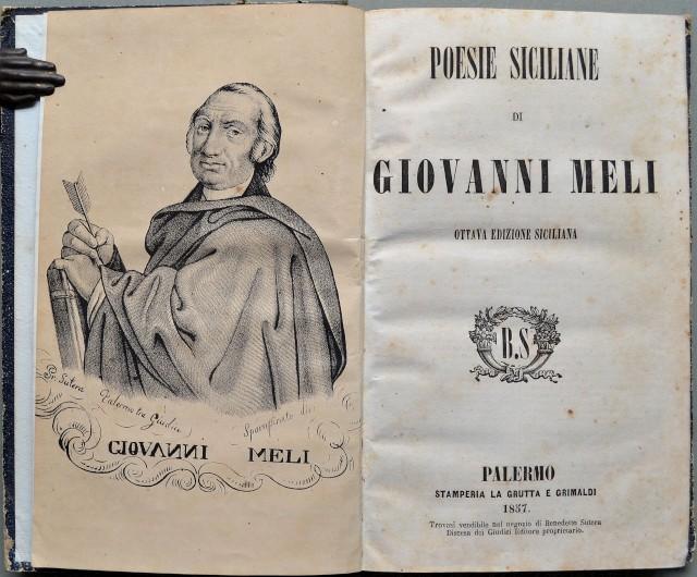 POESIE SICILIANE. Ottava edizione siciliana.