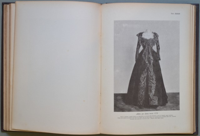 La Moda a Venezia nel Secolo XVIII.