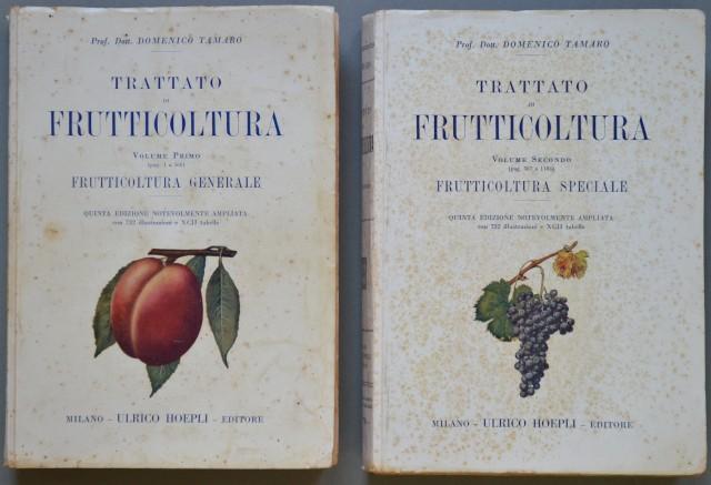 TRATTATO DI FRUTTICOLTURA
