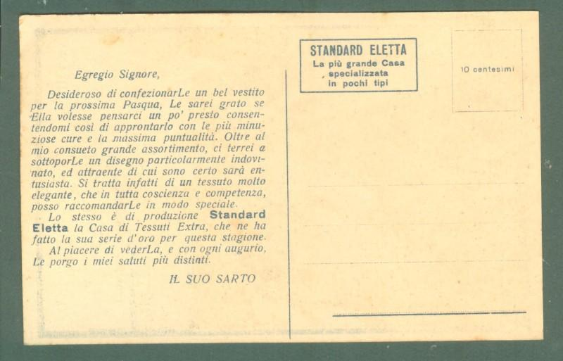Toscana, MONTALE, Pistoia. Cartolina d'epoca pubblicitaria