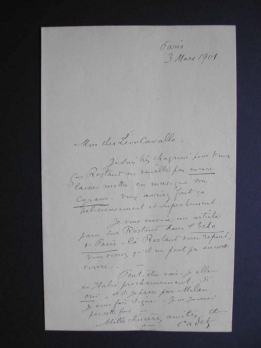 COQUELIN ERNEST detto CADET (1848 1909)