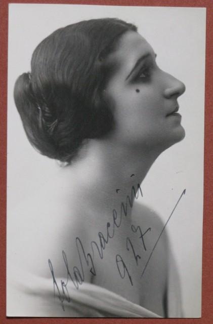 BRACCINI LOLA (Firenze 1892 '– Roma 1969)