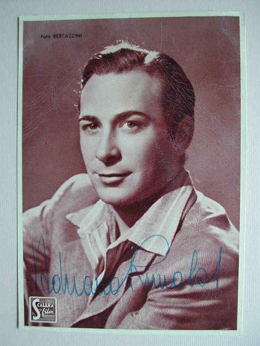 Rimoldi Adriano (La Spezia 1912 - Roma 1965)