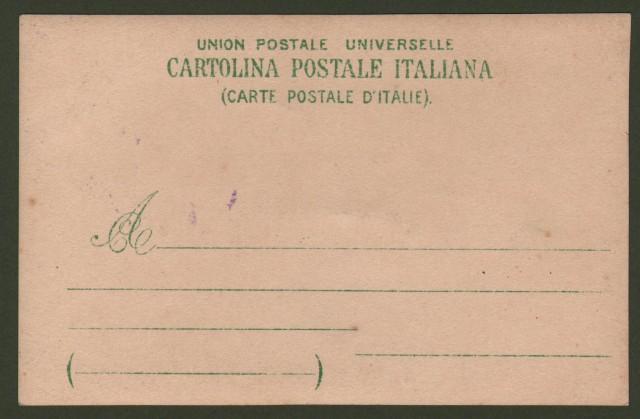 DI LORENZO TINA (Torino 1872-Milano 1930). Celebre attrice italiana, Bella cartolina con firma
