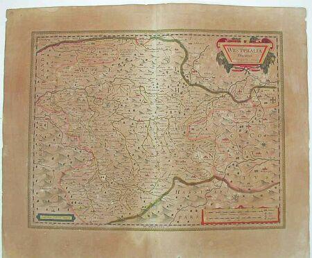 Westphalia Ducatus.