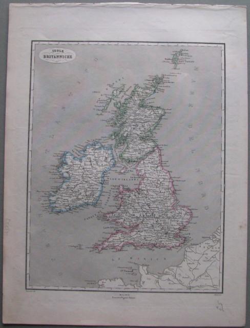 Isole Britanniche.