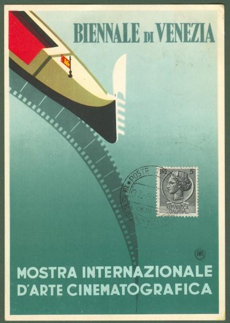 MOSTRA INTERNAZIONALE D'ARTE CINEMATOGRAFICA.VENEZIA 1960.