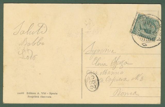 Varo R. Nave  ANDREA DORIA. Spezia. 30 marzo 1913.