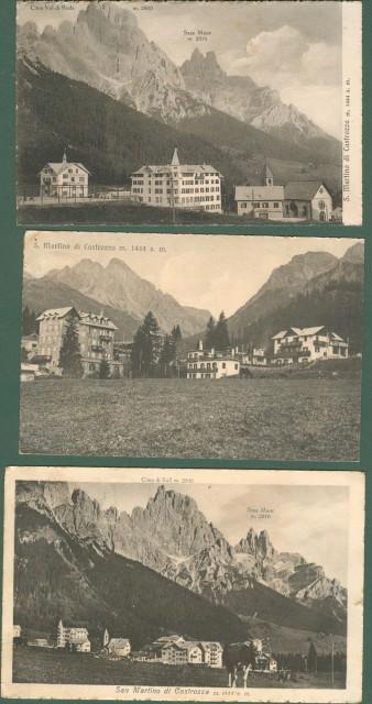 SAN MARTINO DI CASTROZZA, Trento.