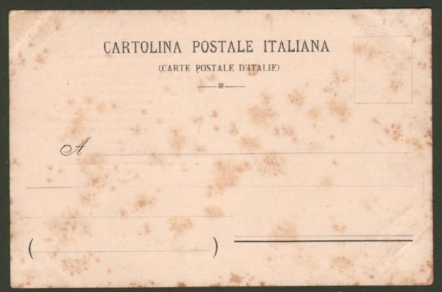 Toscana. FUCECCHIO, Firenze. Ricordo di Fucecchio. Cartolina d'epoca non viaggiata, 1904