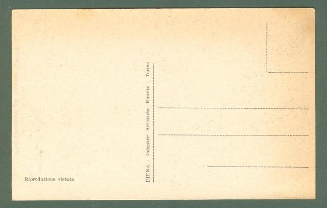 Toscana. PIEVE S. STEFANO, Arezzo. Sede comunale. Cartolina d'epoca non viaggiata, circa 1925.