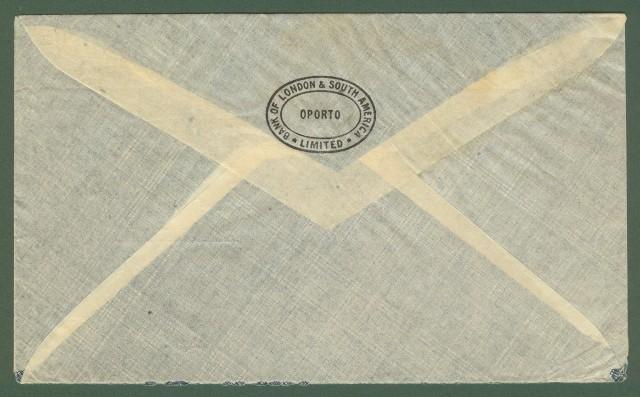 PORTOGALLO. Lettera aerea del 25.11.1946 per Zurigo