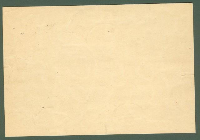 SVIZZERA. Cartolina postale del 1938 da Zurigo a Genova