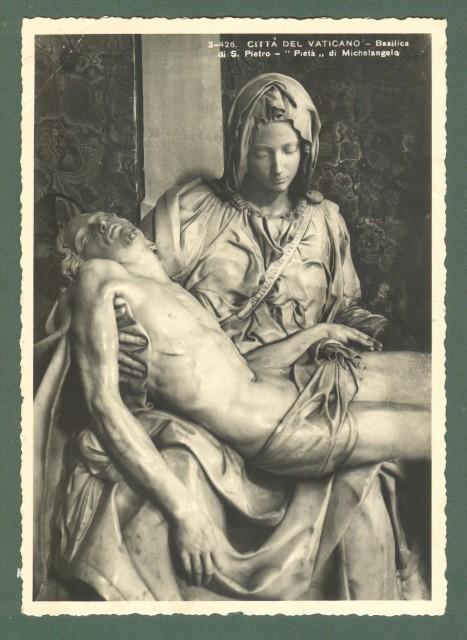 VATICANO. Cartolina per la Svizzera del 1947.