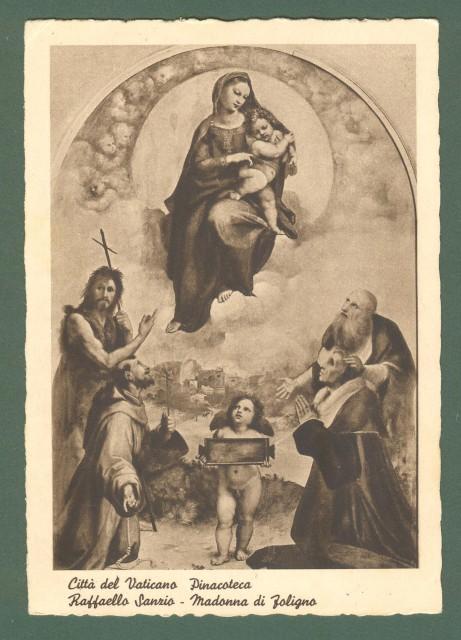 VATICANO. Cartolina per la Svizzera del 1937 affrancata con cent. 75 rosso serie Esposizione Mondiale della Stampa Antica