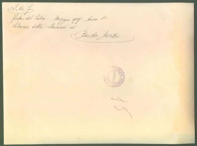 BUSTO ARSIZIO. Festa del libro. Maggio 1927. Anno V. Libreria della Stazione di Busto Arsizio