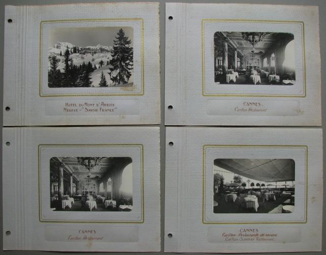 FRANCIA. 8 fotografie d'epoca (circa 1935)