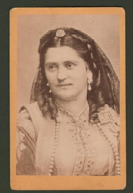 Milena del Montenegro,  nata Milena Petrova Vukotic (1847 '– 1923). Prima regina consorte del Montenegro.
