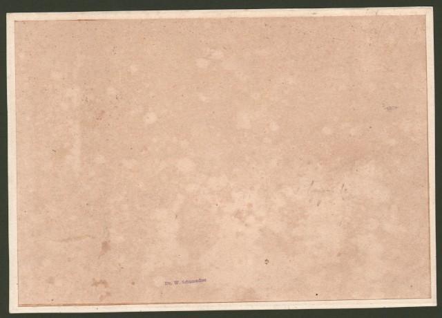 NAPOLI. Litografia di gusto popolare (probabilmente impressa da Gatti e Dura).
